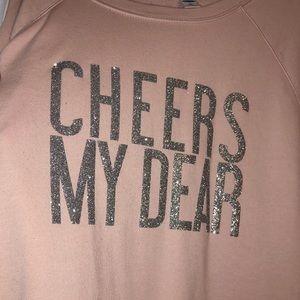 Festive sweatshirt